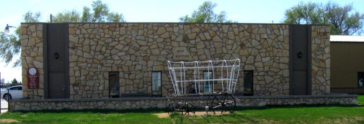 Museum Main Building 111 S Buffalo Lakin KS 67860